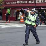 NYC straatfotografie, ballet