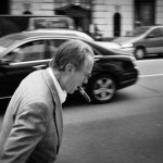 NYC straatfotografie, Cigar