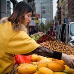 NYC straatfotografie, yellow