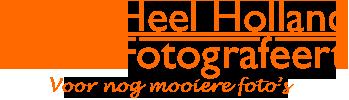 Heel Holland Fotografeert Logo